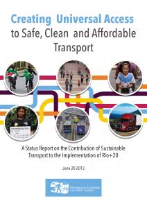 Slocat Rio20 report cover