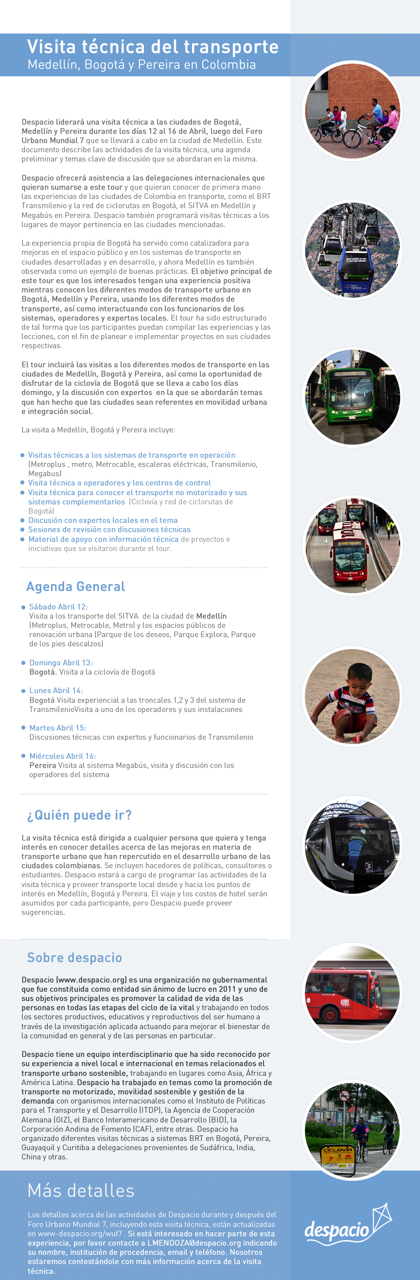 flyer study tour_espanol