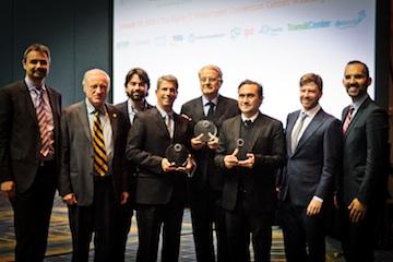 STA 2015 winners