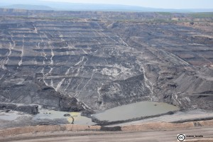 El Cerrejón mine in La Guajira, Colombia