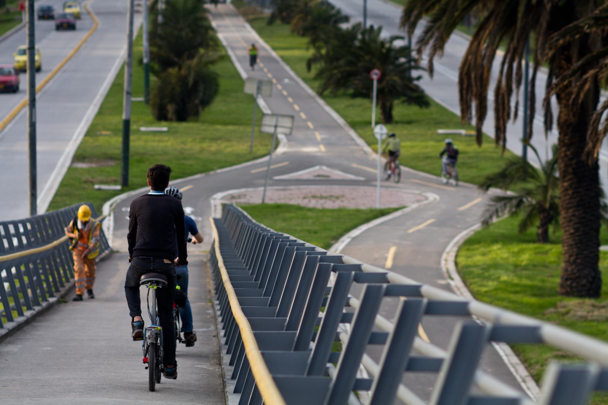 Seminario – la bicicleta en Bogotá
